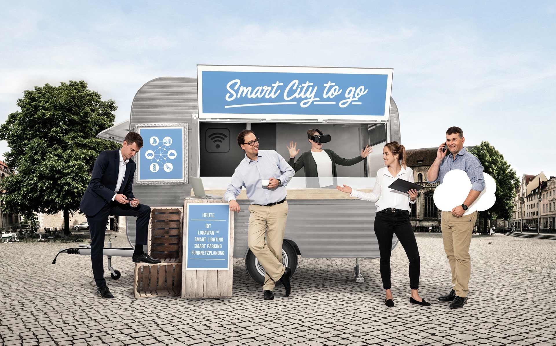 Thüga-Smart-City-Experten