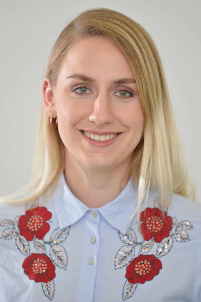 Imelda Sprang Auszubildende zur Kauffrau für Büromanagement