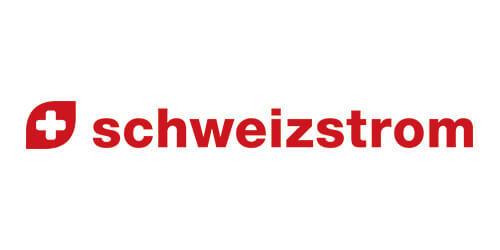 Logo Schweizstrom – E-MAKS-Kunde