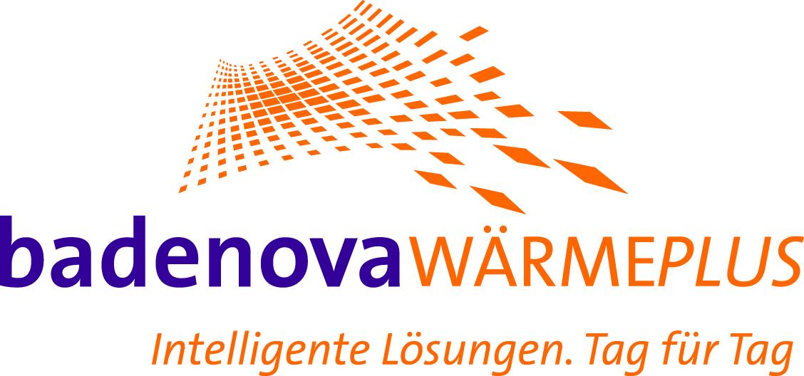 Logo badenovaWÄRMEPLUS – E-MAKS-Kunde